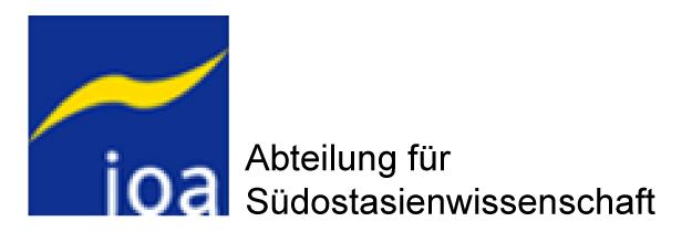 Universität Bonn IOA , Abt. für Südostasienwissenschaft
